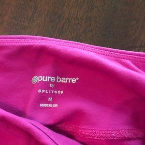 Splits59 leggings for Pure Barre